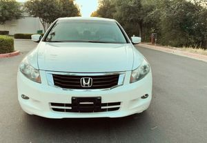First.owner 2008 Honda Accord for Sale in Topeka, KS