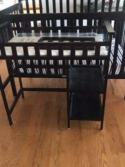 Almost new Crib And Changing Table for Sale in El Cerrito,  CA