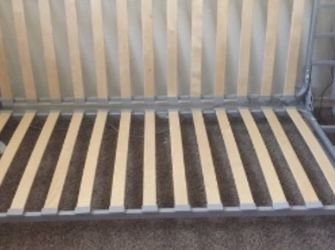 futon/bed frame. purchased a month ago for Sale in Philadelphia,  PA