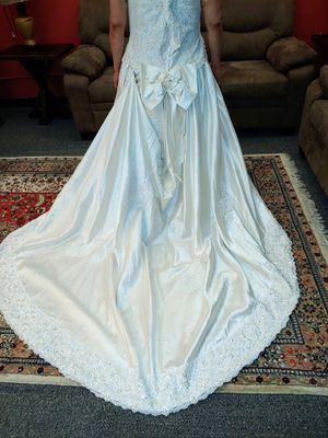 Custom wedding dress. for Sale in Kent, WA