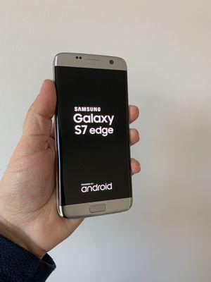 Samsung Galaxy S7 edge 32 GB like new for Sale in Herndon, VA
