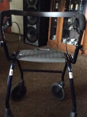 Dolomite Legacy Rollator Mobility Assistance for Sale in Wichita, KS