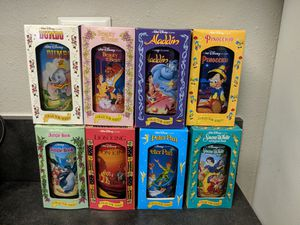 Burger King Disney Collectible Glasses for Sale in Miami, FL
