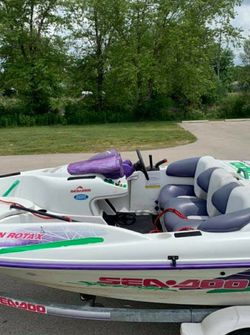 1996 Sea-Doo speedster for Sale in Bloomingdale,  IL
