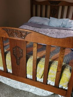 Antique Full Size Bed for Sale in Auburn,  WA