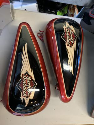 Harley Davidson motorcycle parts for Sale in Upland, CA