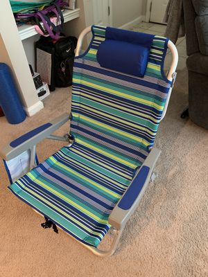 Beach chair for Sale in Pooler, GA