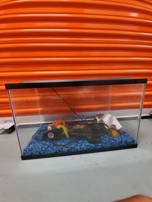 10 Gal LED tank for Sale in San Diego, CA