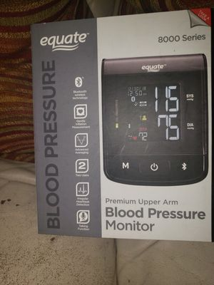 Blood Pressure Monitor for Sale in Brownsville, TX