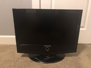 """Samsung 25"""" flat screen HDTV with remote for Sale in Bothell, WA"""
