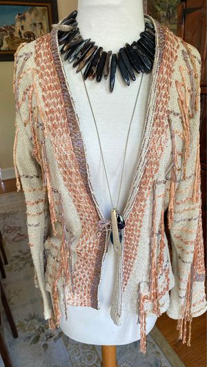 Ladies long sleeve designer sweater for Sale in West Palm Beach, FL
