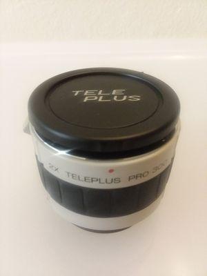 Kenko 2x TelePlus Pro 300 for Canon EF for Sale in Bakersfield, CA
