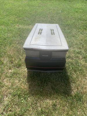 Older craftsman riding lawn mower hood for Sale in Aurora, IL