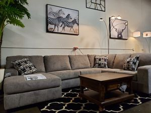 Ashley Furniture Sectional Sofa (Ottoman/Coffee Table is not included) for Sale in Santa Ana, CA