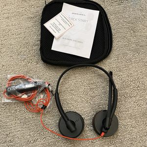 Plantronics Blackwire 3200 UC USB Headset for Sale in Chandler, AZ