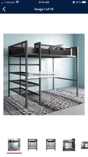 Twin loft bed. for Sale in Fontana, CA