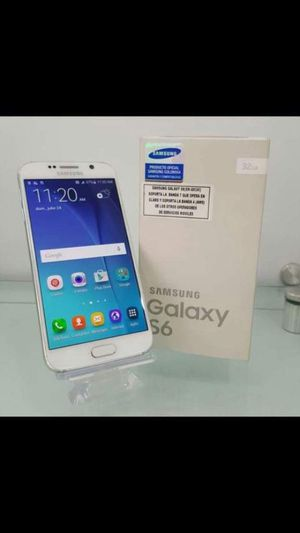 """Samsung Galaxy S6 32GB Factory Unlocked Excellent Condition ,aS liKE AlmoSt """"nEW"""" for Sale in Springfield, VA"""