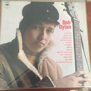 Bob Dylan debut album for Sale in Chula Vista, CA