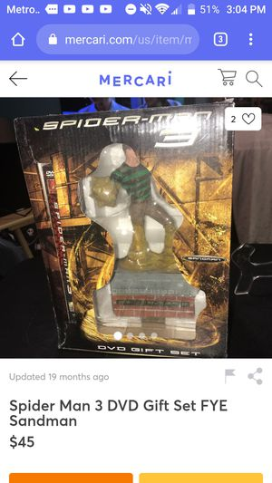 Toy, collectible, Spider Man collectible toy set. for Sale in Columbus, OH