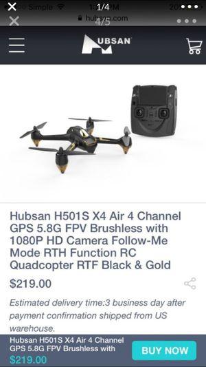 Hubsan H501S. Drone for Sale in Opa-locka, FL
