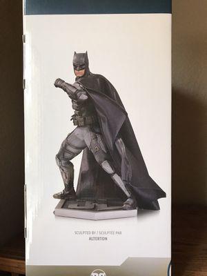 Dc collectibles Batman statue for Sale in Chula Vista, CA