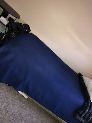 Selling a twin sized barely used bed for Sale in Salt Lake City, UT