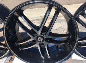 "20"" Sevizia Wheels for Sale in San Diego, CA"