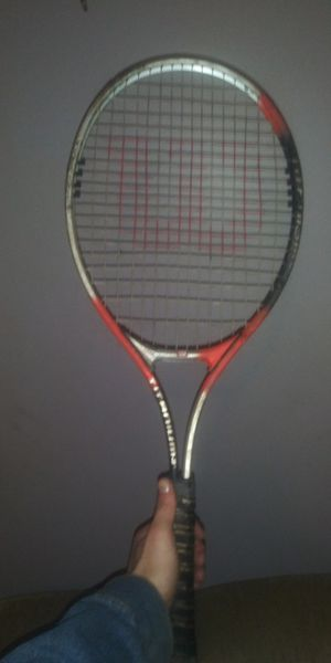 2 Tennis rackets price is for both for Sale in Sheridan, IN