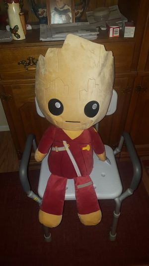 """Funko 22"""" Groot Plush NWT for Sale in Fort Wayne, IN"""