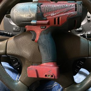 Milwaukee Fuel 1/2 Drive Impact Wrench Cordless for Sale in Tacoma, WA