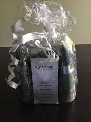 *** BRAND NEW *** - Premier - By Dead Sea Premier - Gift Set for Men - for Sale in Huntingdon Valley, PA