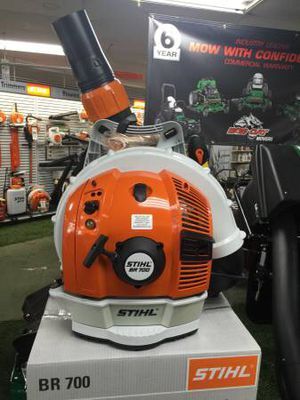 Brand new 2018 Stihl br 700 backpack blower for Sale in New York, NY