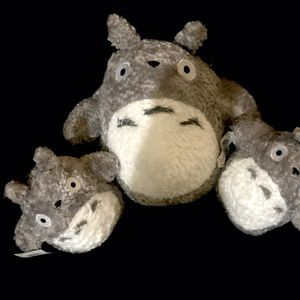 my neighbor totoro plushie 14 inches tall for Sale in East Los Angeles, CA
