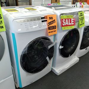 Samsung Washer Dryer Set - Ask For Sophia For Discount for Sale in Highland, CA