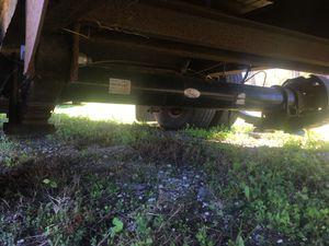 10k gooseneck trailer axles for Sale in Dayton, TX
