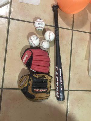 baseball set for Sale in Miami, FL
