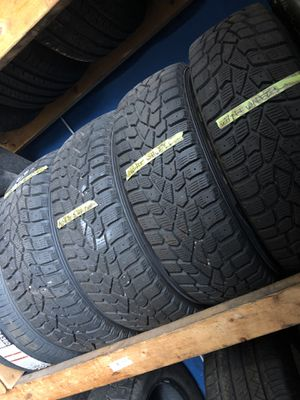 Snow tires Fits Honda Civic 195/65/15 for Sale in Peabody, MA
