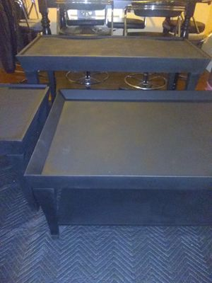 3pc table set for Sale in Stone Mountain, GA