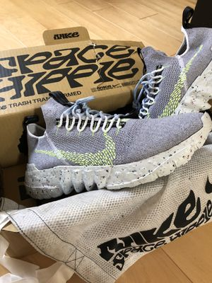 Nike Space Hippie 01 Grey Volt for Sale in March Air Reserve Base, CA