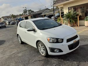 2012 chevy sonic for Sale in Baldwin Park, CA