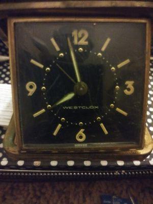Antique WESTCLOCKS ALARM CLOCK.. for Sale in Phoenix, AZ