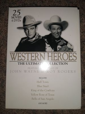 Western Heroes the ultimate collection for Sale in Watford City, ND
