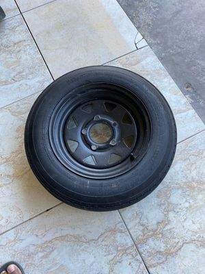 Trailer tire 4.80-12 for Sale in Kissimmee, FL