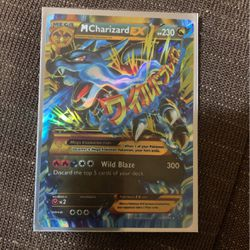 MCharizard EX Mint for Sale in Portland,  OR