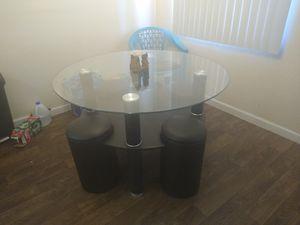 Kitchen dinner room /dinette set for Sale in Las Vegas, NV