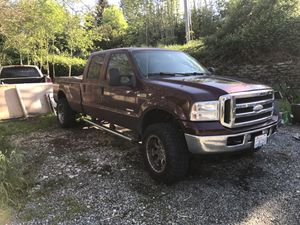 2005 Ford F-350 Super Duty for Sale in Seattle, WA