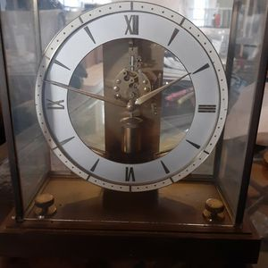 Junghans Antique Mantle Clock for Sale in Long Beach, CA