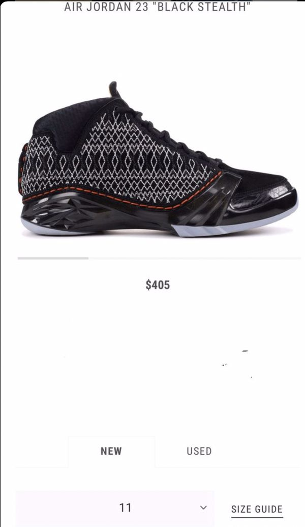 Jordan's retro O.G. 23 Ds priced 2 sell