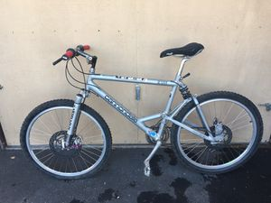 Cannondale mountain bike for Sale in Manteca, CA