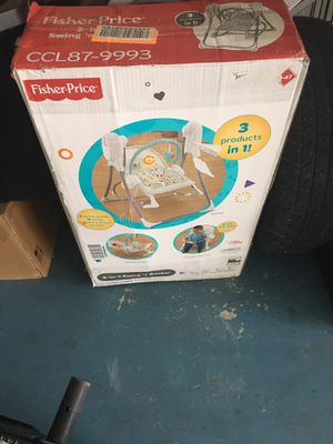 Fisher price rocker and chair for Sale in La Vergne, TN